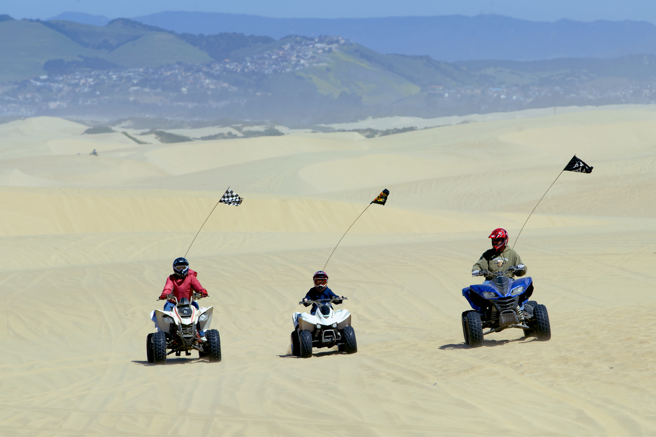 Oceano Dunes Safety Tips