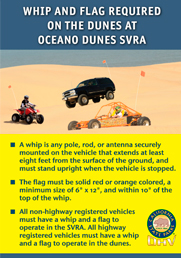 Whip & Flag Safety Card Image